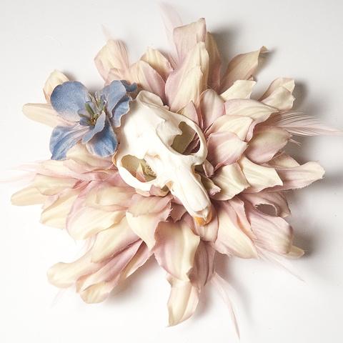 skull flower 16
