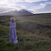 Elizabeth with Blanket, Achill Is., Co. Mayo, IRE