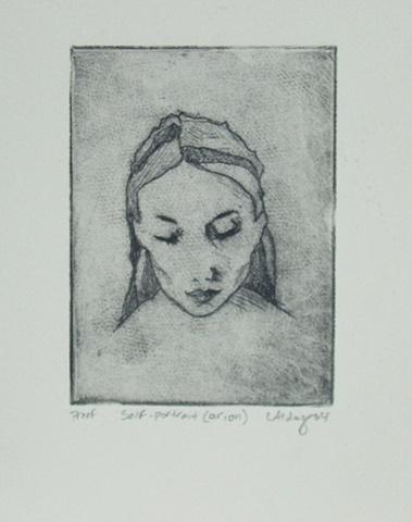 Self-Portrait (Orion)