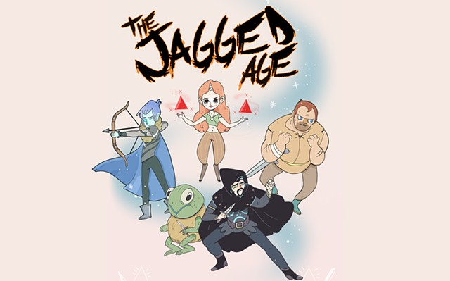 Jagged Age - Animatic
