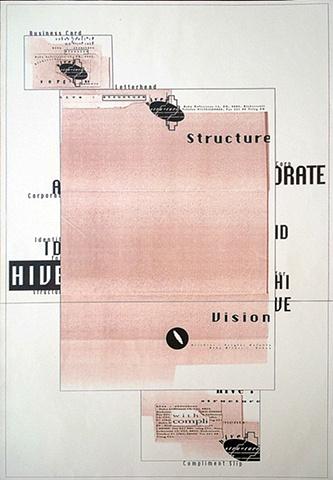 hive strucure architects logo  id