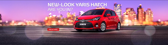 Toyota yarris 2014