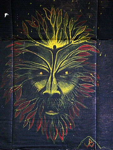 voodoo selfportrait versus voodoo mike