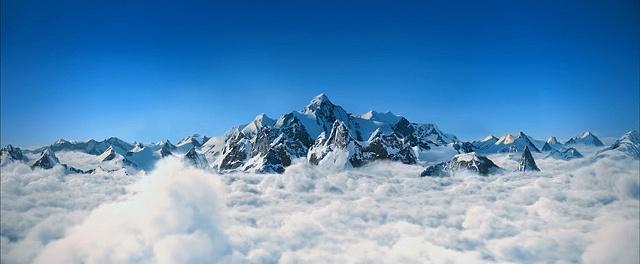 mountain range guide