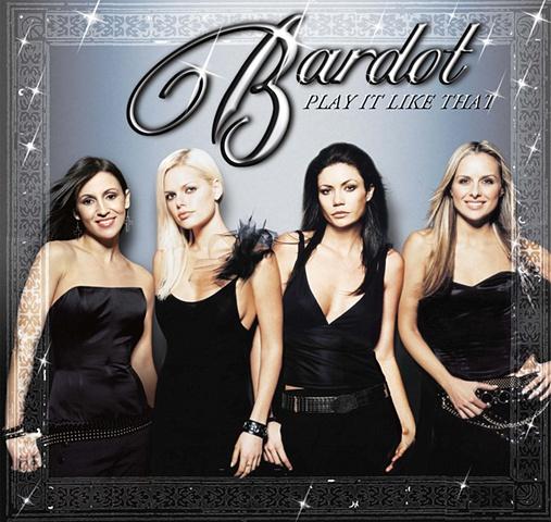 bardot play it like that cd cover