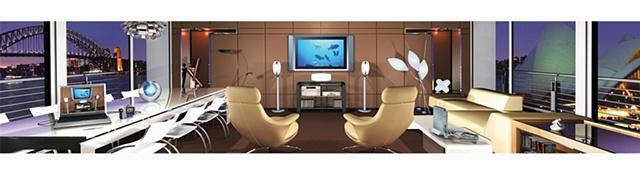 sony lounge
