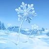 snowflake3d