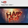 happy feet matte painting
