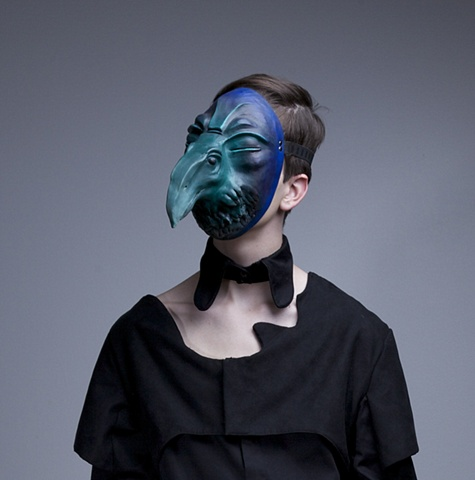 Neoprene Bird Mask
