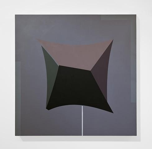 hardedge colorfield painting