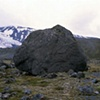 Site of Glacial Outburst Flood, North of Rangarvallasysla, Iceland