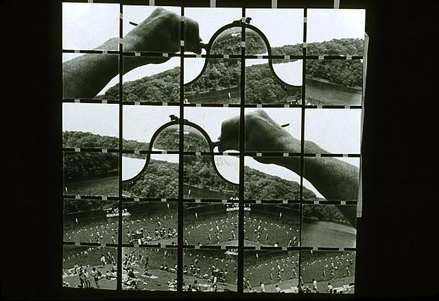 lake, keosauqua, 8x10, large, magnifying, glass, photography