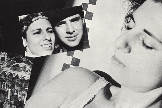 artwork, monograph, bookwork, bookworks, altered book, artist's book, black and white, Manhattan