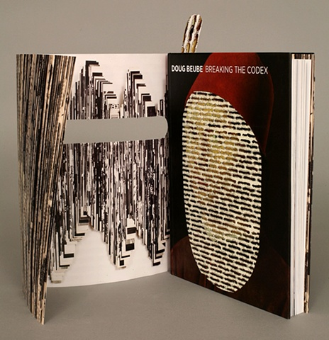 artwork, monograph, bookwork, bookworks, altered book, sculpture, artist's book