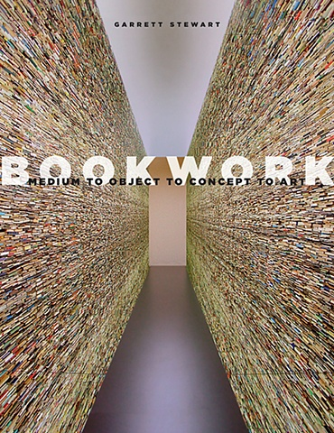 Bookwork  by Garret Stewart  University of Chicago Press, Chicago, IL