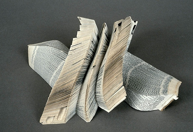altered, alter, altered book, altered bookwork, bookworks, unique, one of a kind, cut paper, facebook, political art, installation, book, unique book, surgeon's knife, power tools, scalpel
