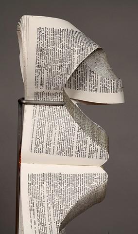 altered, alter, altered book, bookwork, bookworks, unique, one of a kind, cut paper, facebook, paper sculpture
