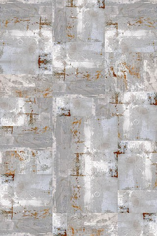 ' fields of rust mosaic '