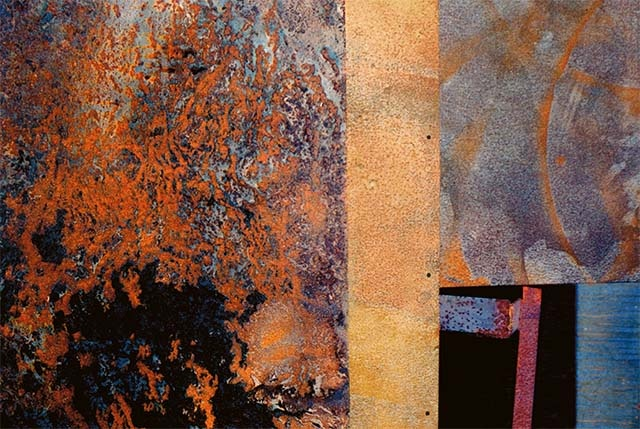 ' rust never rests #4 ' (of 4)
