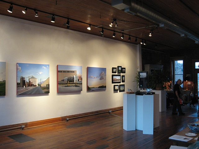 "Solo Show ""Urban Observations"""