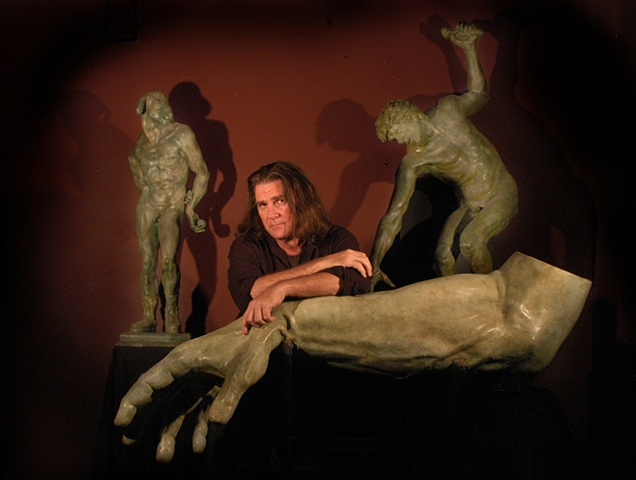 Tom Durham-Sculptor