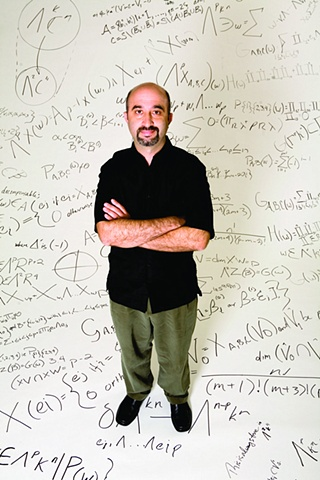 Alex Kasman, Mathematician