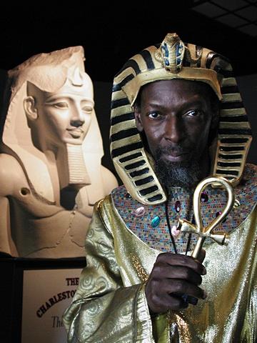 Robert Ross, Cultural Educator and Egyptologist