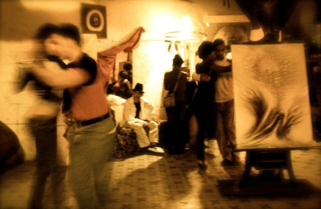 Saturday Night Tango Party