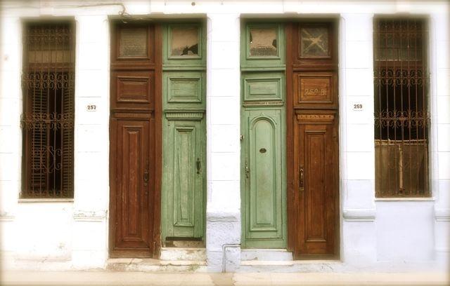 Cuban Doors