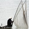 Fishing in the Huong River
