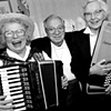Music Teacher Fred Sabbeck, 93 With his star students