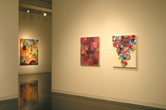 Pleasure Painting  Exhibition at Elmhurst Art Museum