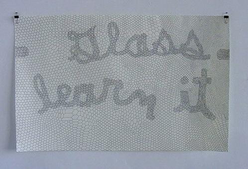 Melina Ausikaitis - Glass, Learn It