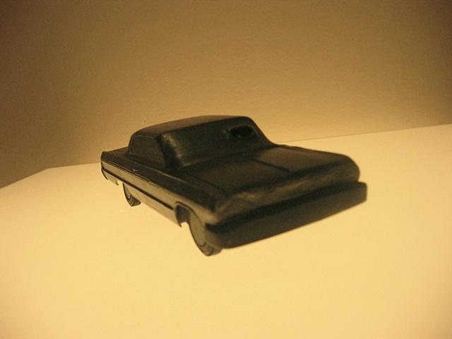 Frank Pollard - Agency Field Car