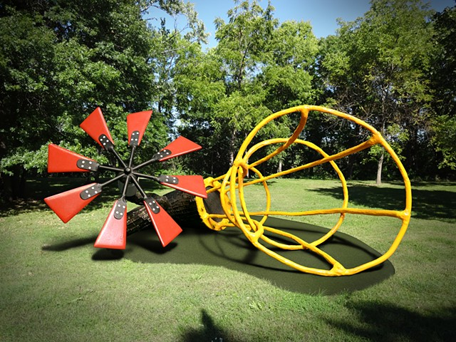 Whirl Catcher imagined large