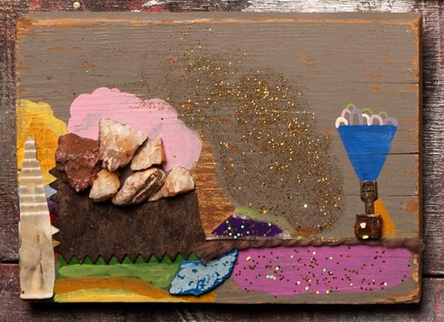 Hard Rock Candy Mountain