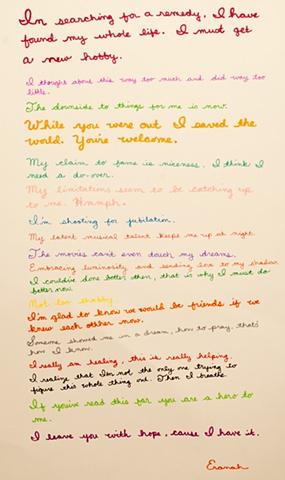 IHWSH Manifesto