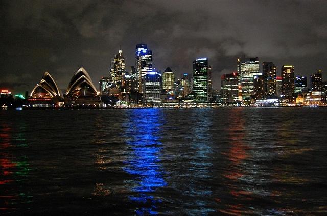 Reflections of Sydney