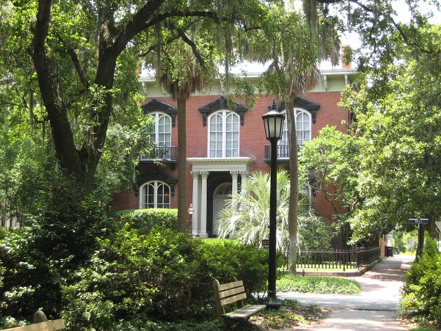 Mercer House