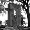 Bonaventure Cemetery #6- B&W