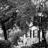 Lightpost B&W