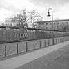 Berlin wall 1 bw