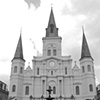 B&w cathedral