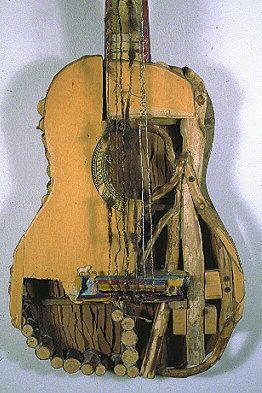 A Guitar for Jim Dalton-detail