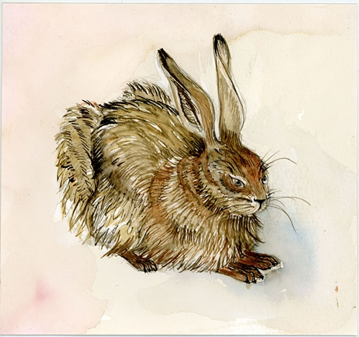 A Hare for BA