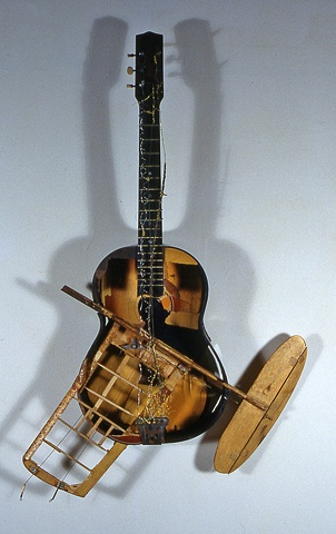 Airplane Guitar