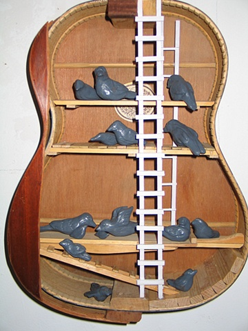 The Lives of Birds-detail