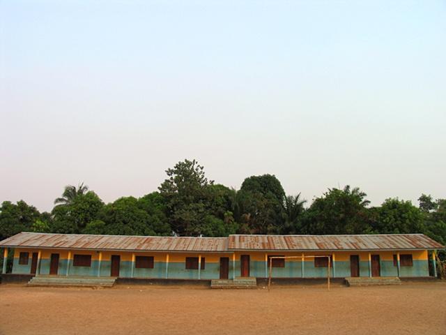 School House, Mackeni, Sierra Leone