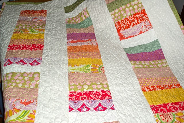 Shelly's Summer Quilt