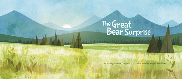 The Great Bear Surprise is a children's book about a girl's experience with a bear in the Montana wilderness.
